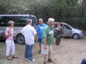 2007.07.20. Lengyel látogatás