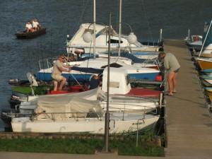 Átadásra került a csónak- és hajókikötő